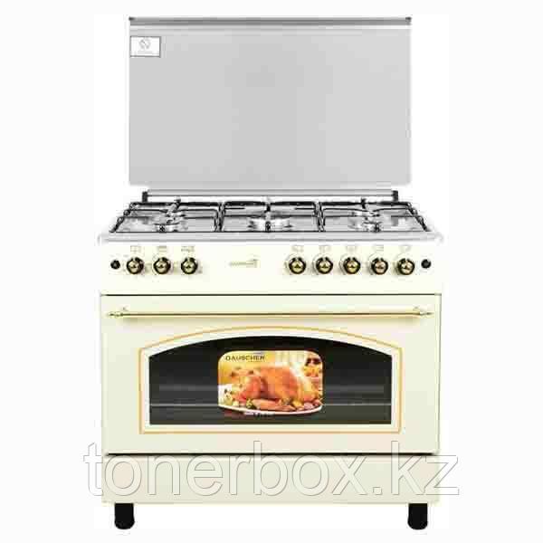 Комбинированная плита DAUSCHER E9415