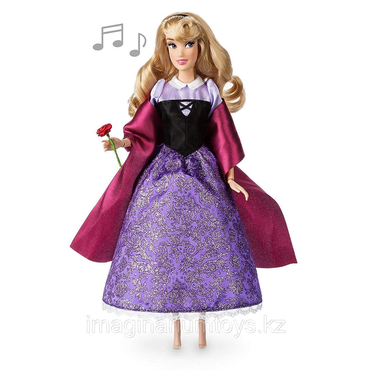 Кукла Аврора поющая из м/ф «Спящая красавица» Disney