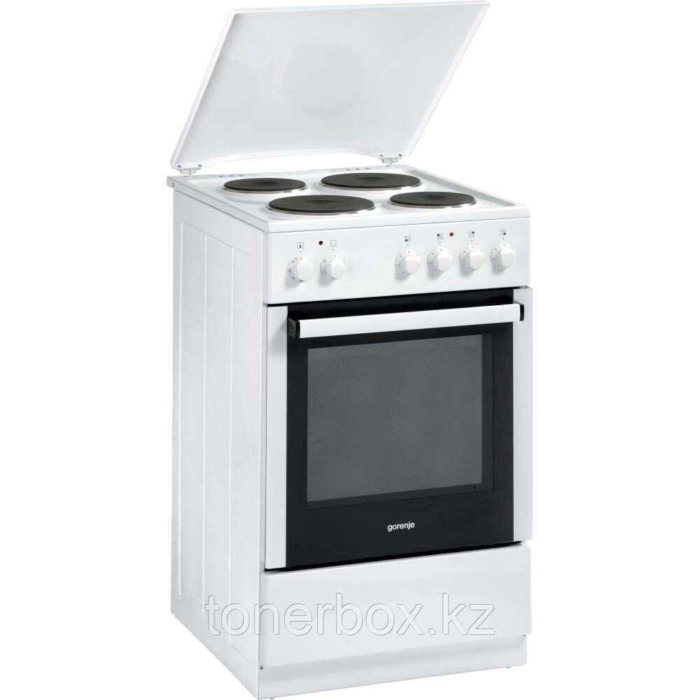Электрическая плита Gorenje E52102AW0
