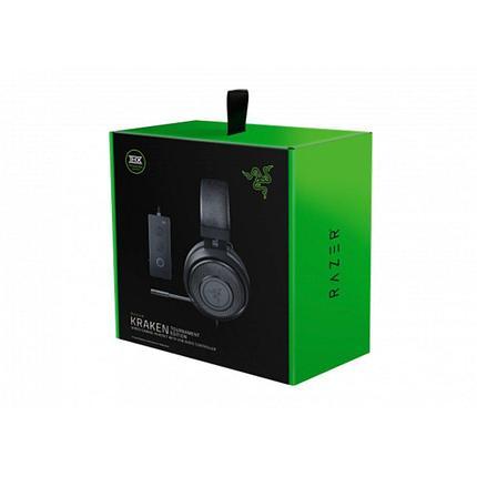 Гарнитура Razer Kraken Tournament Edition (USB) Green, фото 2