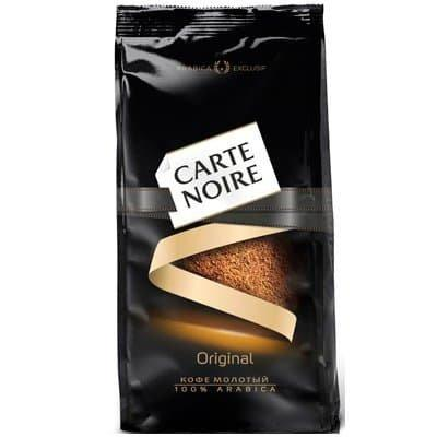 Кофе молотый Carte Noire 230гр