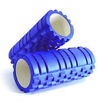 Валик-ролик массажный для занятия фитнесом (33 х 14 см), фото 3