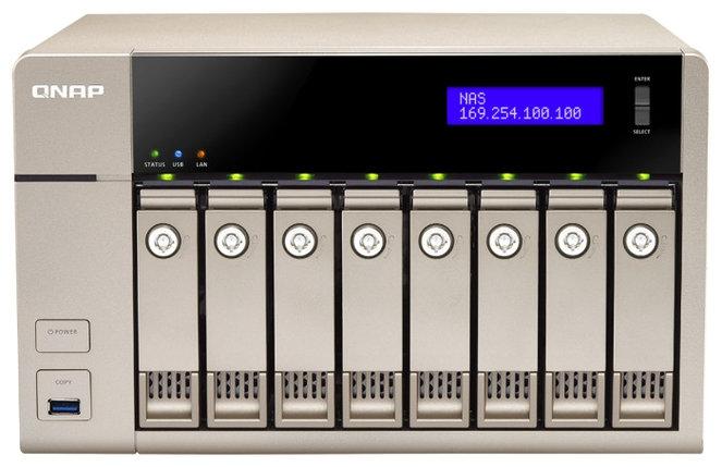 Сетевой RAID-накопитель, фото 2