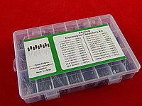 Набор электролитических конденсаторов (24 вида 500 штук)