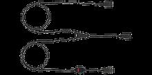 Jabra 8800-02-01 Шнур-переходник Supervisor Cord QD на 2xQD