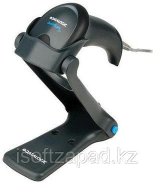 Сканер штрих-кода ручной Datalogic QuickScan QW2420 (2D) c подставкой, фото 2