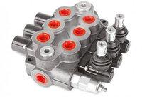Распределитель 2 секционный 80 л/мин (HYD-M-80-2P)