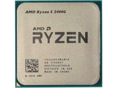 Процессор AMD Ryzen 5 2400G BOX