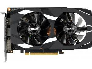 Видеокарта ASUS GeForce GTX 1660 Ti Dual OC 6GB