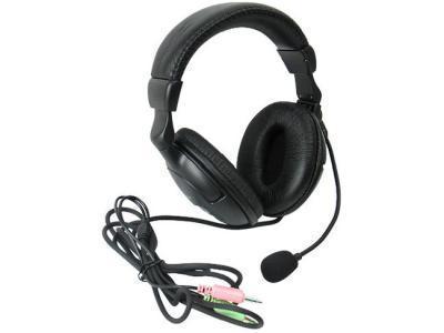 Наушники-гарнитура проводные Defender Orpheus HN-898 черный