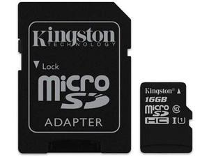 Карта памяти Kingston Canvas Select SDCS 16GB