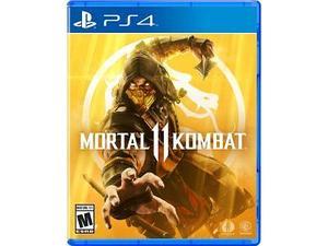 Видеоигра Mortal Kombat 11 PS4