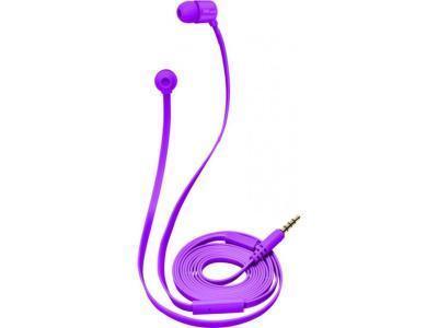 Наушники Trust DUGA IN-EAR, пурпурный неон