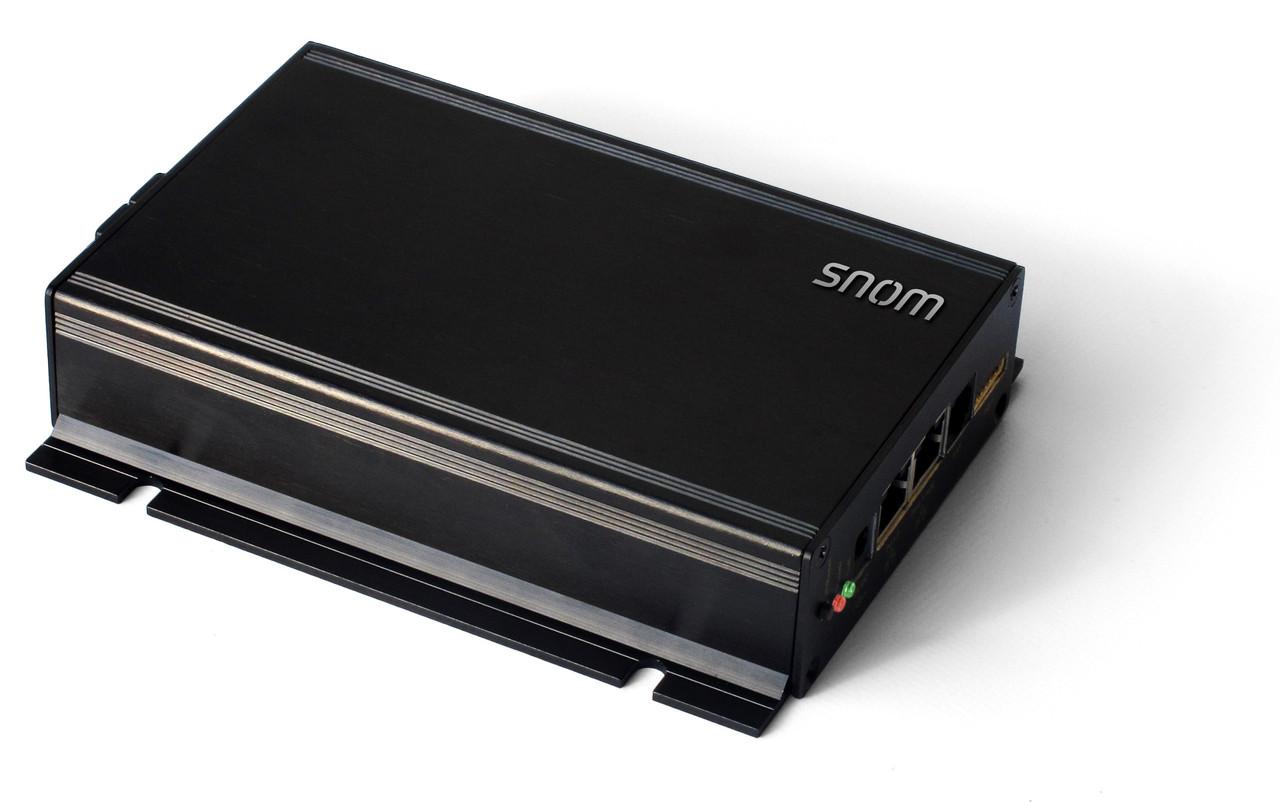 Snom PA1 Абонентское SIP-устройство с цифровым усилителем