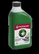 Антифриз TOTACHI SUPER LONG LIFE COOLANT Green -40C 1кг