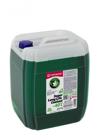 Антифриз TOTACHI SUPER LONG LIFE COOLANT Green -40C 10кг