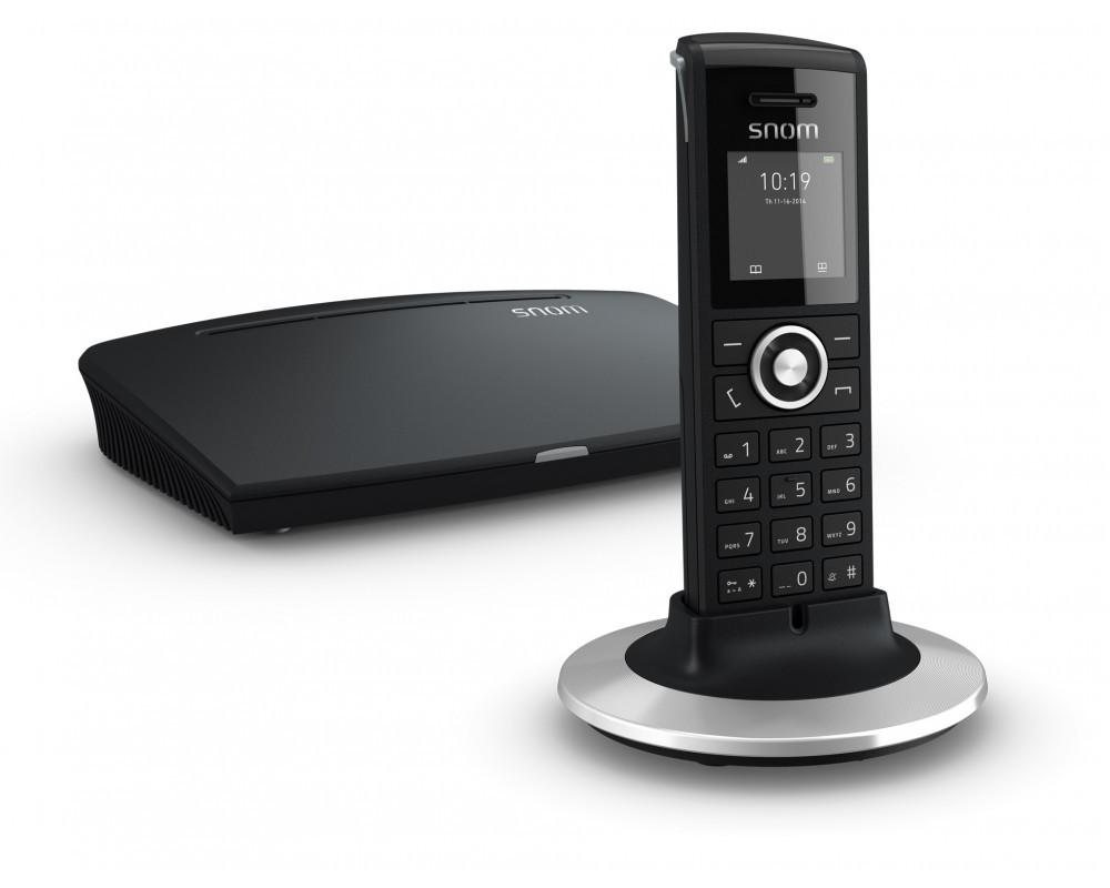 Snom M325 Комплект DECT База с IP-телефоном