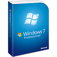 Windows 7 BOX DVD 32/64 bit Russian Kazakhstan