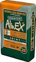 Затирка для швов Alinex Джоинт 25кг