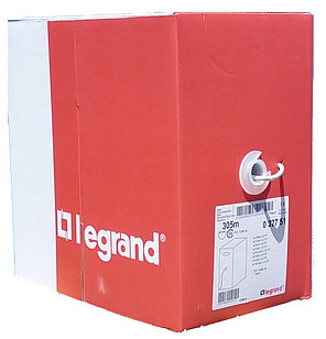 32751 - Кабель UTP Legrand Cat 5e PVC