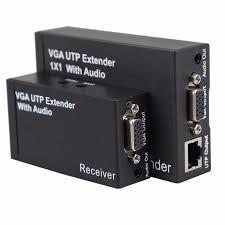 Усилитель сигнала VGA до 300м