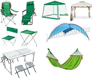 Складная мебель для пикника и отдыха.