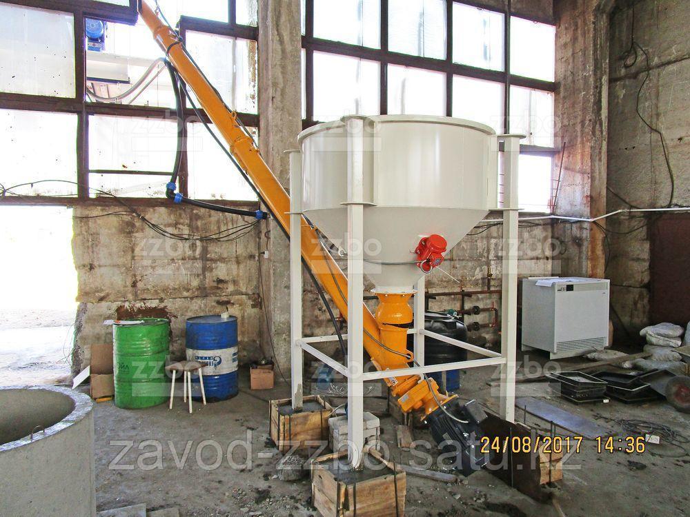 Растариватель биг-бегов цемента РМК-2