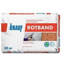 Штукатурка гипсовая 30 кг/ Knauf Ротбанд, фото 1