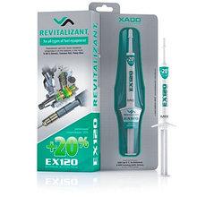 Ревитализант XADO EX120 для всех типов топливной аппаратуры 8мл.