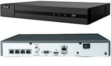 NVR-104MH-C/4P - 4-х канальный сетевой видеорегистратор с разрешением записи до 4К на канал, с 4 PoE-портами.