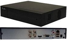 DVR-204U-K1 - 4-х канальный гибридный видеорегистратор с разрешением записи до 5 MP на канал.