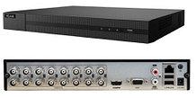 DVR-216U-K2 - 16-ти канальный гибридный видеорегистратор с разрешением записи до 8 MP  и 2-мя