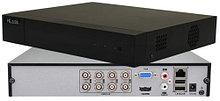 DVR-208Q-K1 - 8-ми канальный гибридный видеорегистратор с разрешением записи до 2 MP на канал.
