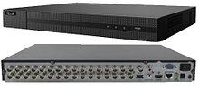 DVR-232Q-K2 - 32-х канальный гибридный видеорегистратор с разрешением записи до 4 MP на канал и 2-мя