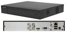 DVR-204G-F1 - 4-х канальный гибридный Turbo HD-видеорегистратор с разрешением записи до 2 MP на канал.