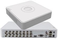 DVR-116G-F1 - 16-ти канальный гибридный Turbo HD-видеорегистратор с разрешением записи до 2 MP на канал.