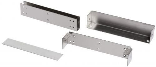 DS-K4T100-U2 - Верхнее и нижнее U-образное крепление для электрической защелки DS-K4T100.