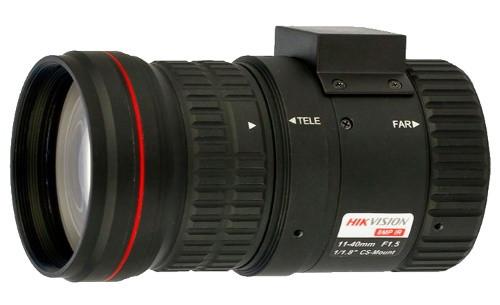 HV-1140D-8MPIR - 8MP вариофокальный ИК-объектив с автодиафрагмой HikVision.