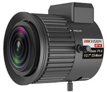 TV-2710D-MPIR - 3MP вариофокальный ИК-объектив с автодиафрагмой.