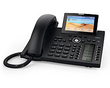 Snom D385 IP-телефон