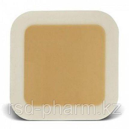 Гидроколлоидное раневое покрытие Грануфлекс с окантовкой (Granuflex Bordered)  6х6 см, фото 2