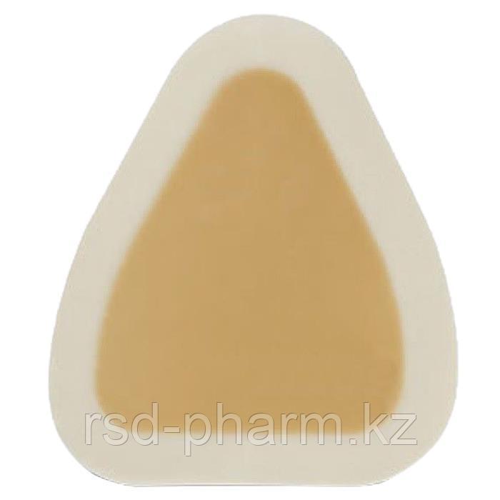 Гидроколлоидное раневое покрытие Грануфлекс с окантовкой (Granuflex Bordered)  10х13 см  (для крестца)
