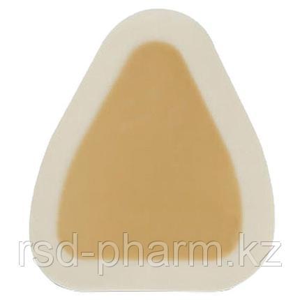 Гидроколлоидное раневое покрытие Грануфлекс с окантовкой (Granuflex Bordered)  10х13 см  (для крестца), фото 2