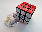 Магнитный Кубик Рубика 3x3x3 Gan 356 Air SM. Оригинал 100%, фото 7