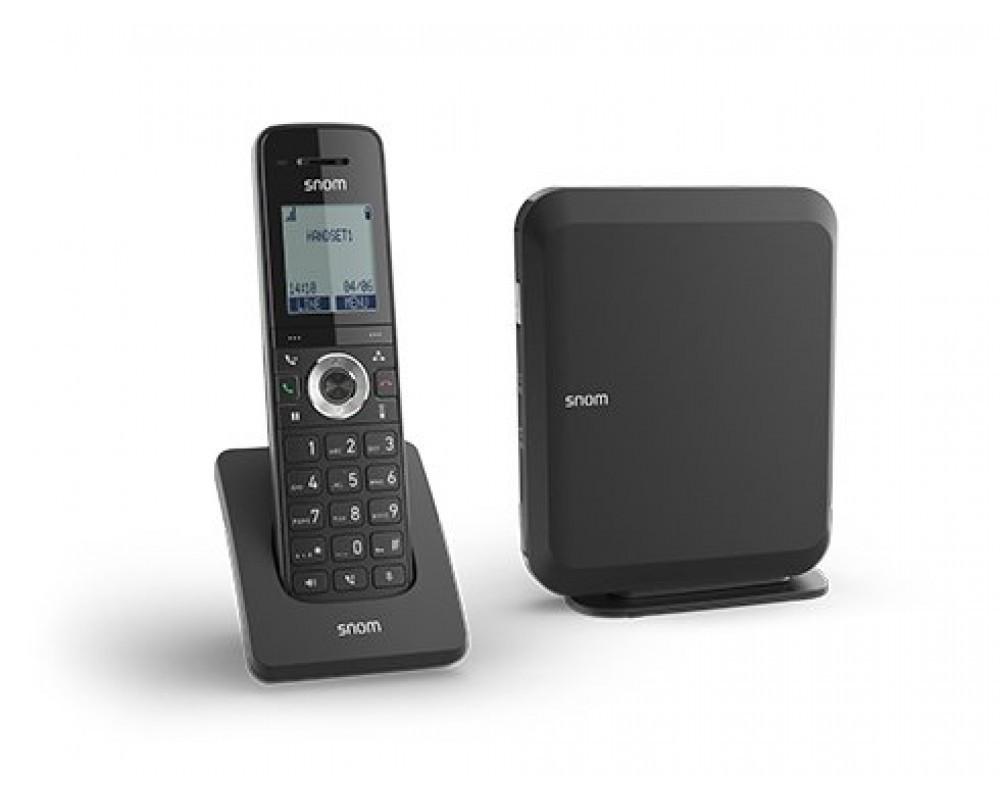 Snom M215 Комплект DECT База с IP-телефоном
