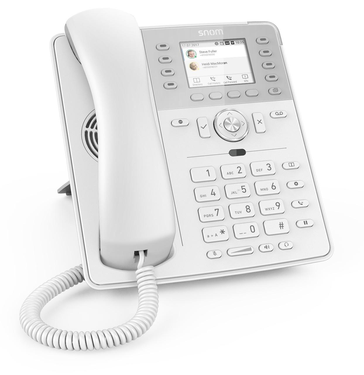 Snom D735 IP-телефон White