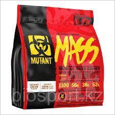 Гейнер Mutant Mass, 2.3 кг