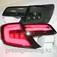Задние фонари на Camry V50 2011-14 USA Black Color