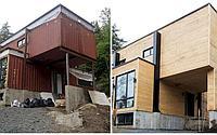 Дом из контейнера, модель ВС5