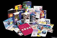 Печать листовок,буклетов,журналы,изготовление меню